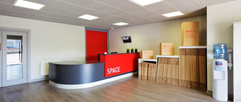 Business storage facilities